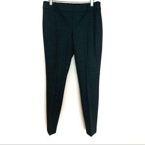 J. Crew Minnie Gray Wool Slim Pants